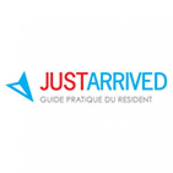 Just Arrived Luxembourg logo