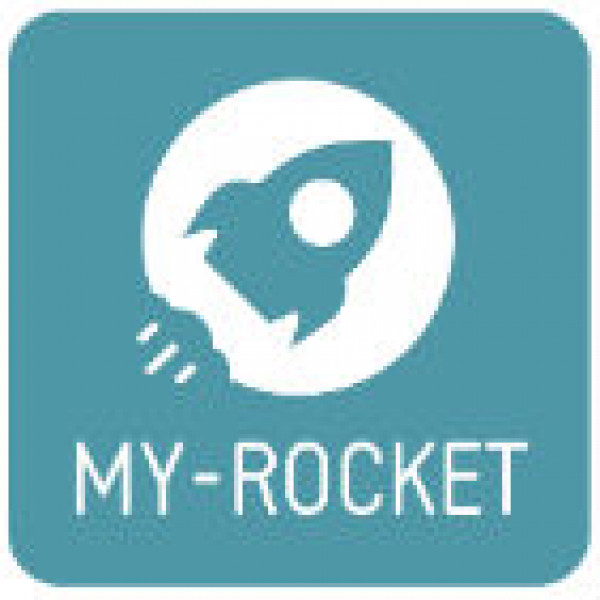 My Rocket logo