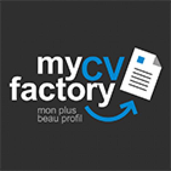 MyCvFactory logo