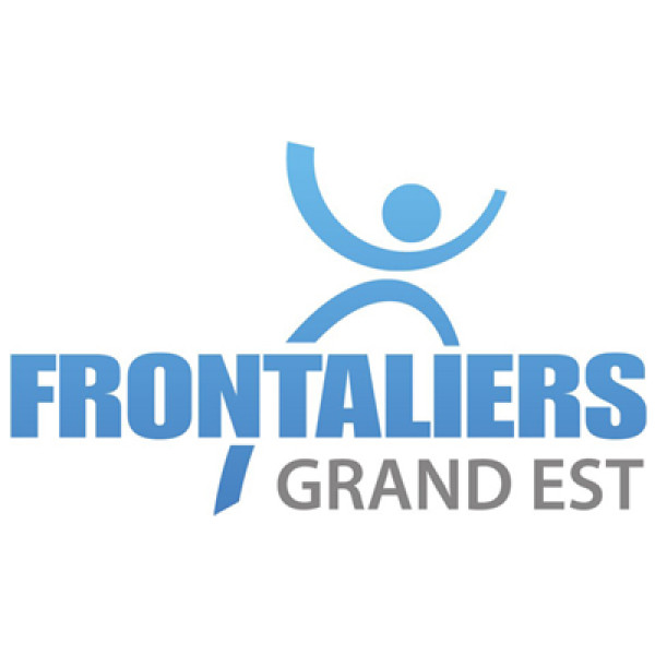 Frontaliers Grand Est logo