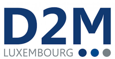 D2M Luxembourg logo