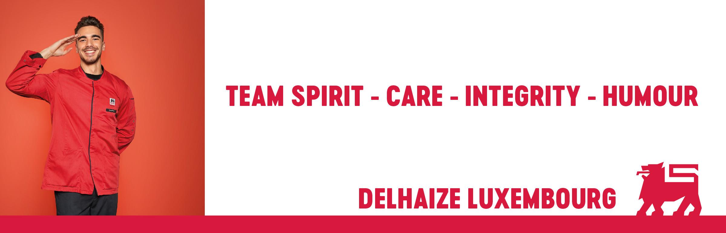 Banner Delhaize