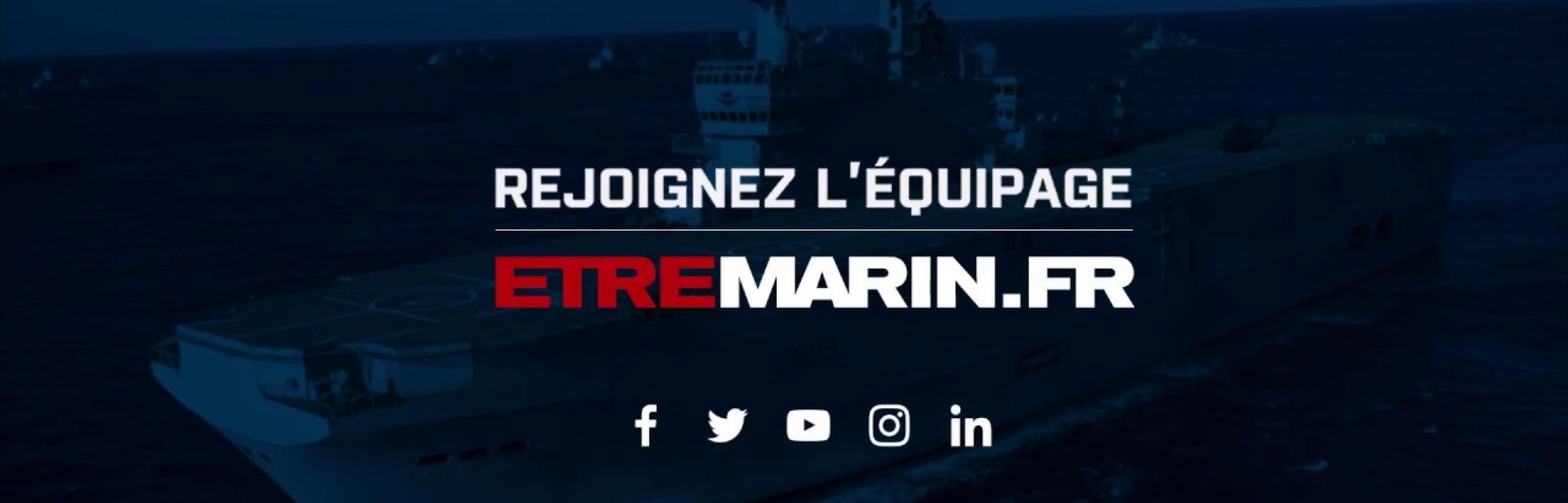 Banner Marine Nationale