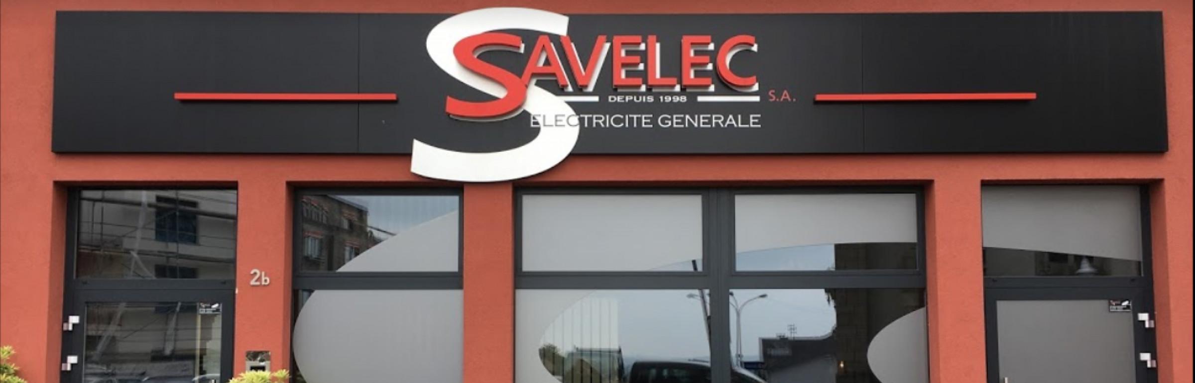 Banner SAVELEC