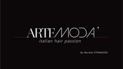 Salon ARTEMODA logo