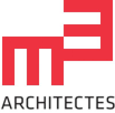 M3 Architectes logo