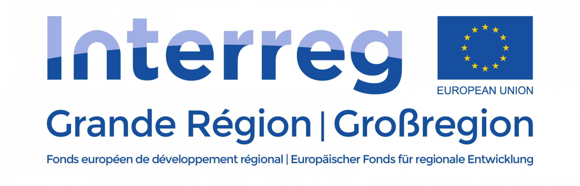 Banner GECT - INTERREG VA GRANDE REGION