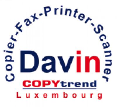 DAVIN S.A. logo