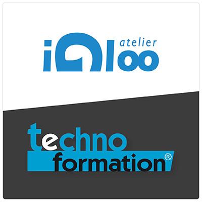 atelier iGloo / TechnoFormation logo