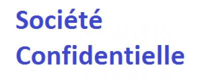 Société confidentielle logo