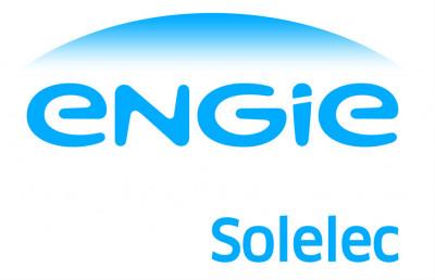 Logo ENGIE SOLELEC