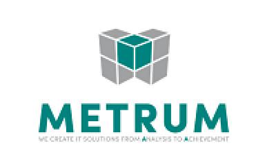 METRUM sa logo