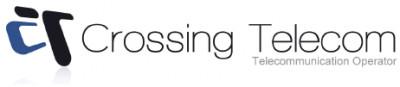 Crossing Telecom logo
