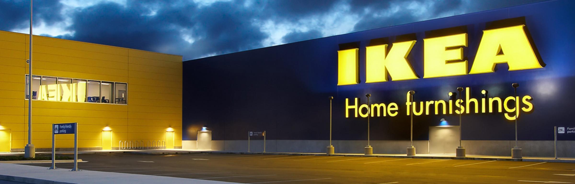 Banner Ikea Arlon