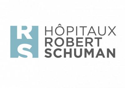 Hopitaux Robert Schuman logo