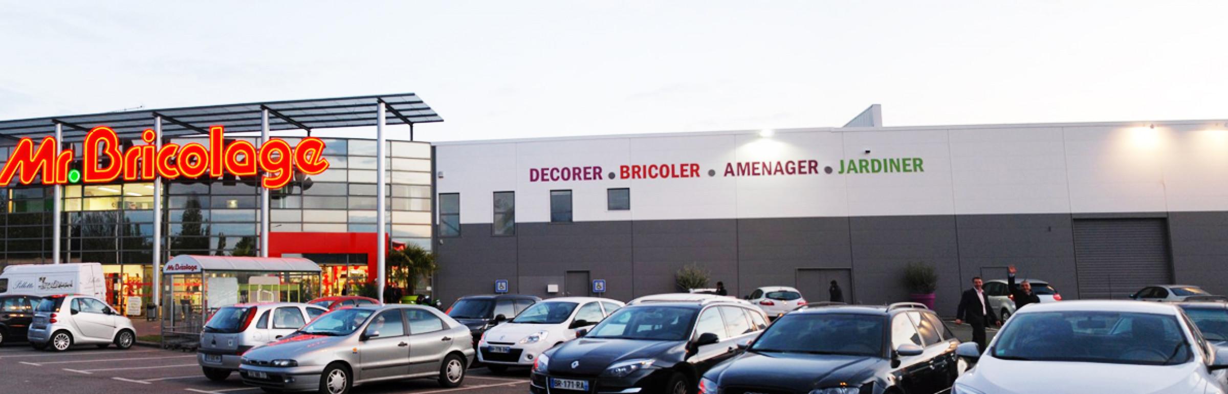Banner Mr Bricolage