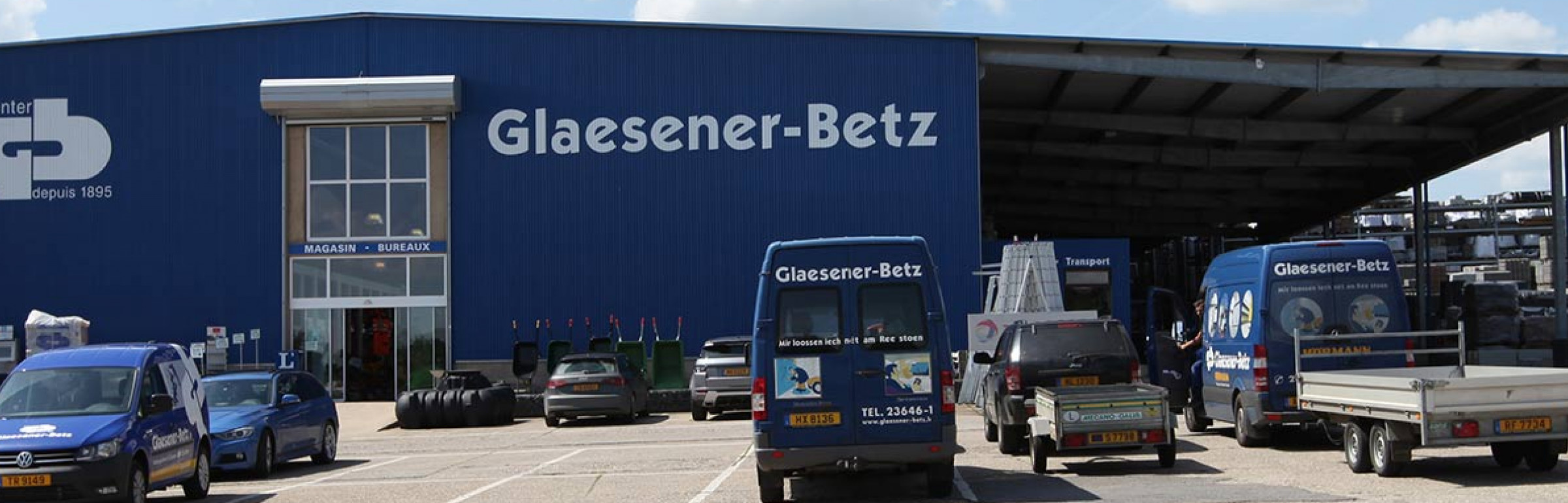 Banner Glaesener-Betz