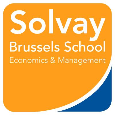Logo SOLVAY BRUSSELS SCHOOL ECONOMICS & MANAGEMENT