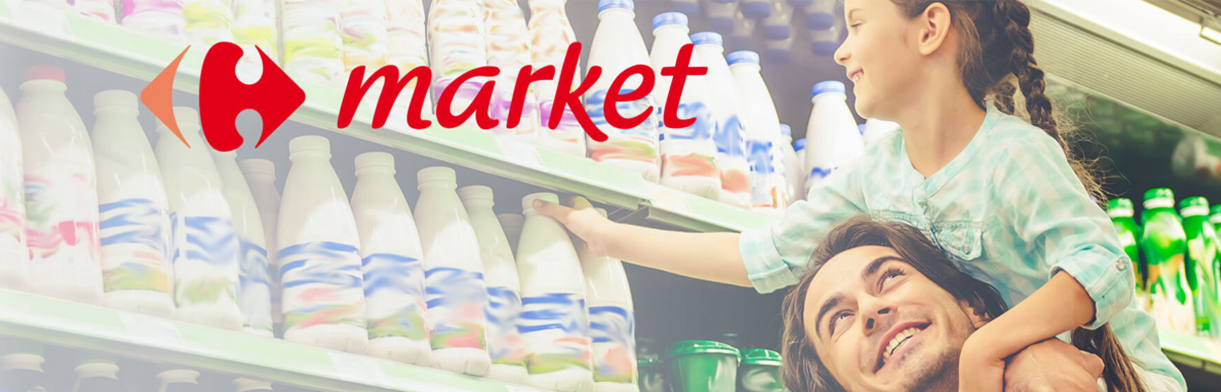 Banner Carrefour Market