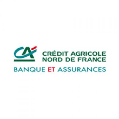 Logo CREDIT AGRICOLE NORD DE FRANCE