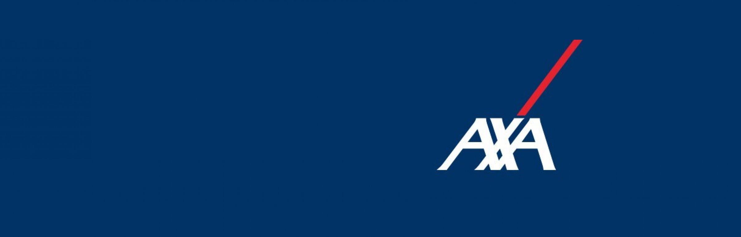 Banner Axa