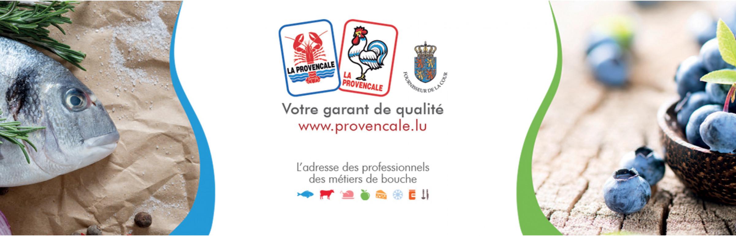 Banner La Provençale