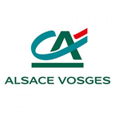 Crédit Agricole Alsace Vosges logo