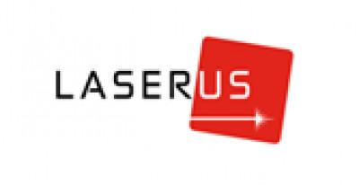 LASERUS logo
