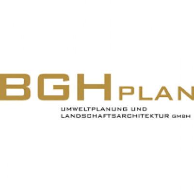 Logo BGHplan Umweltplanung und Landschaftsarchitektur GmbH