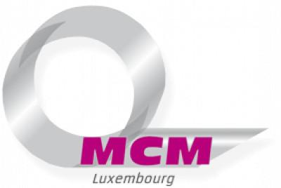 MCM STEEL logo