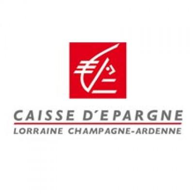 Logo Caisse d'Epargne Lorraine Champagne-Ardenne