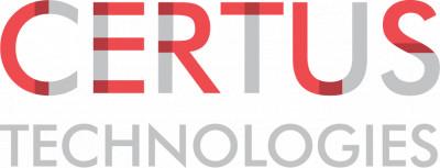 Logo CERTUS TECHNOLOGIES