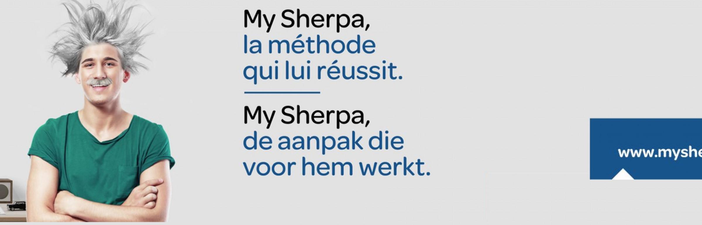 Banner My Sherpa