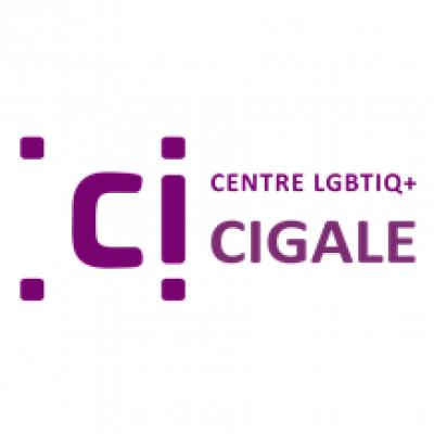 CENTRE LGBTIQ+ CIGALE logo