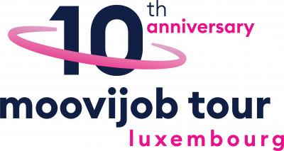 Moovijob Tour Luxembourg logo