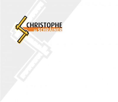Logo christophe de Schräiner sarl.