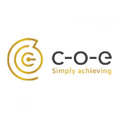 C-O-E logo