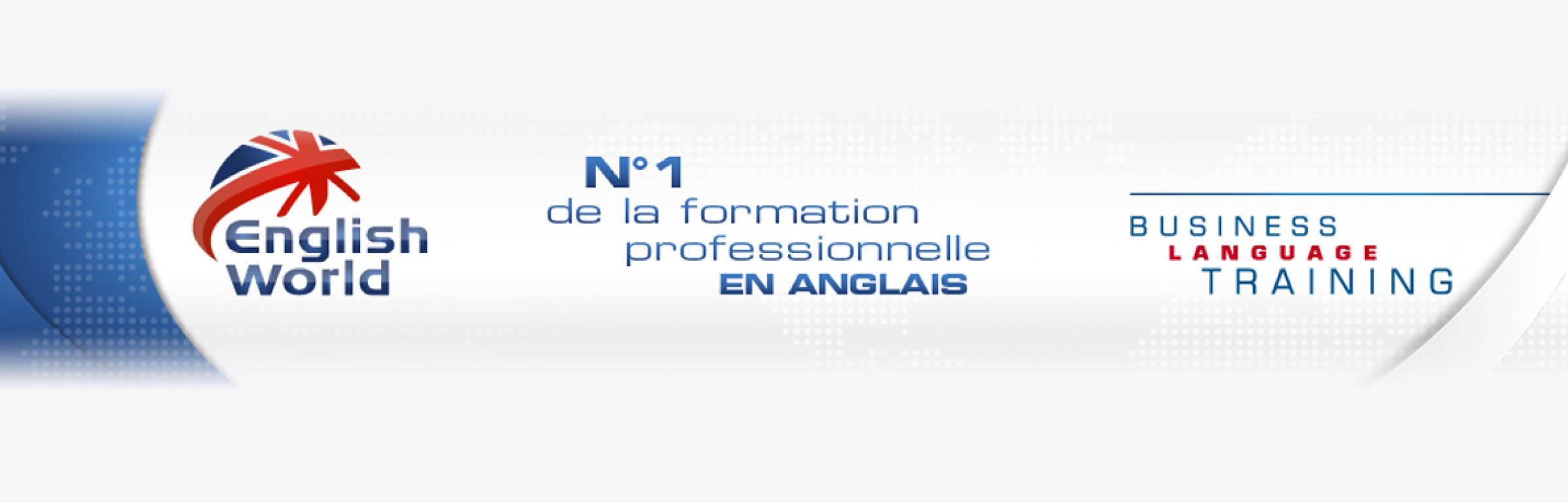 Banner ENGLISH WORLD INSTITUTE / COGITO