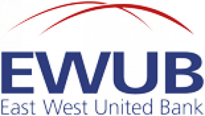 East-West United Bank logo