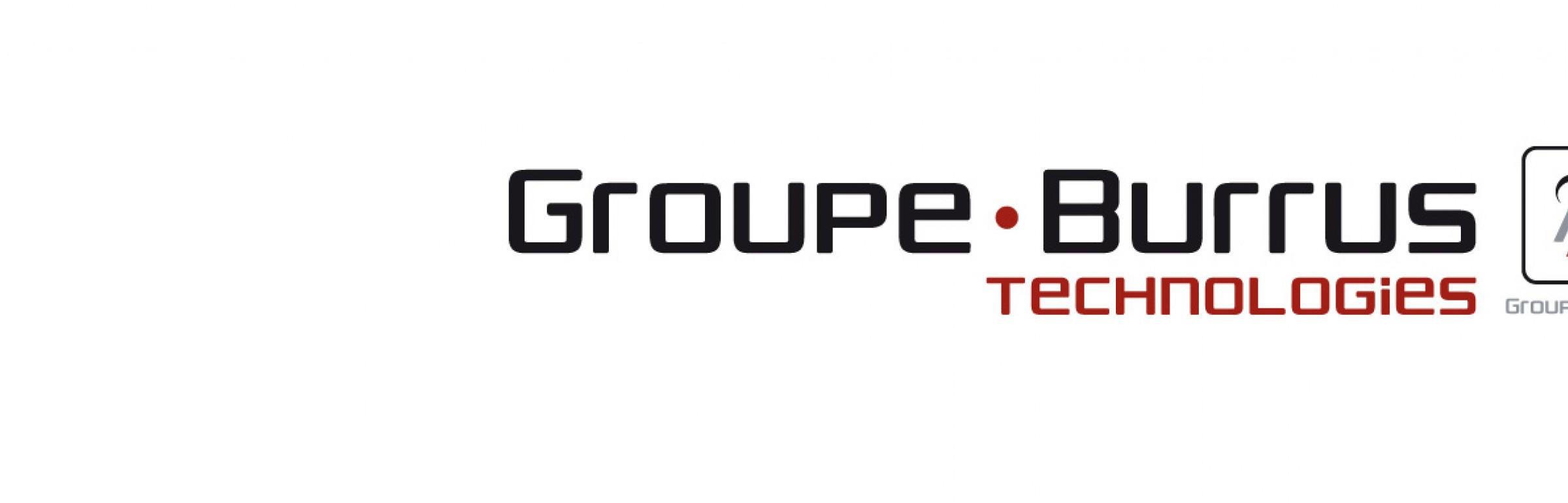 Banner Groupe Burrus Technologies