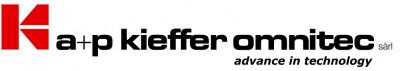 A+P KIEFFER OMNITEC SARL logo