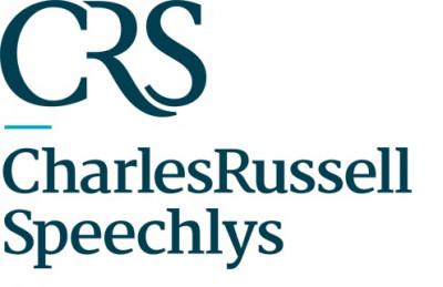 Logo Charles Russell Speechlys