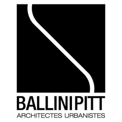 BALLINIPITT architectes urbanistes logo