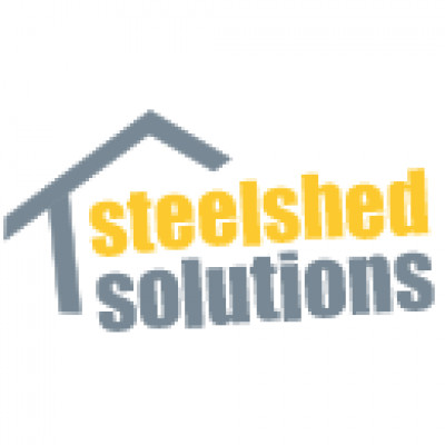 Logo Steel Shed Solutions
