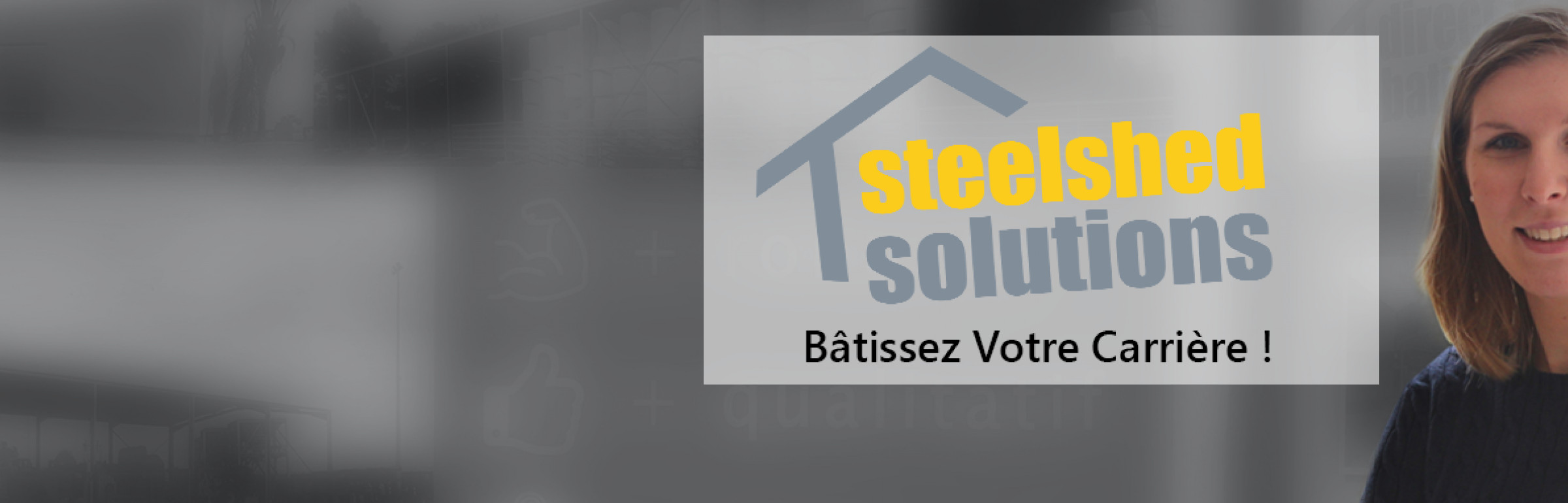 Banner Steel Shed Solutions