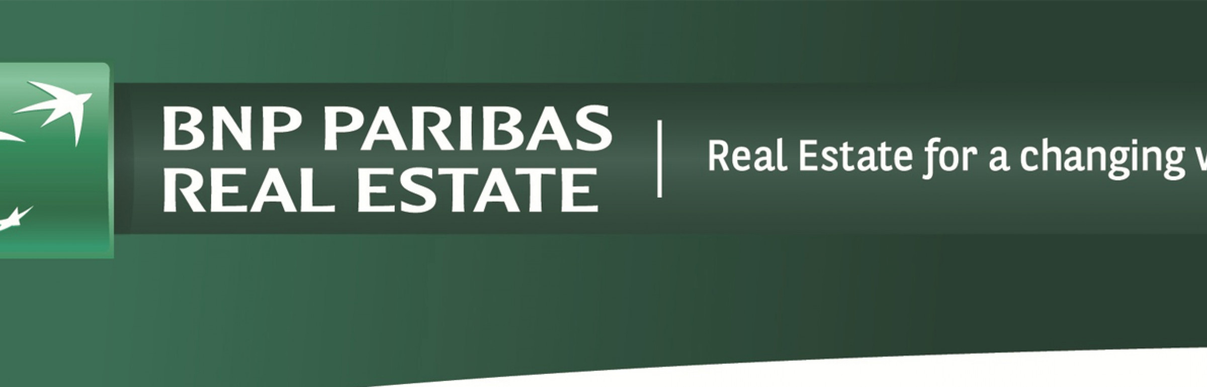 Banner BNP Paribas Real Estate