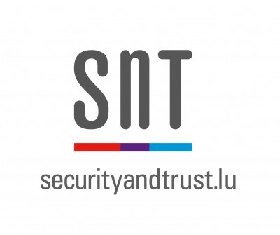 INTERDISCIPLINARY CENTRE FOR SECURITY, RELIABILITY AND TRUST (SNT) logo