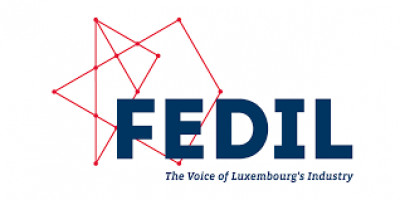 Logo FEDIL - The Voice of Luxembourg's Industry