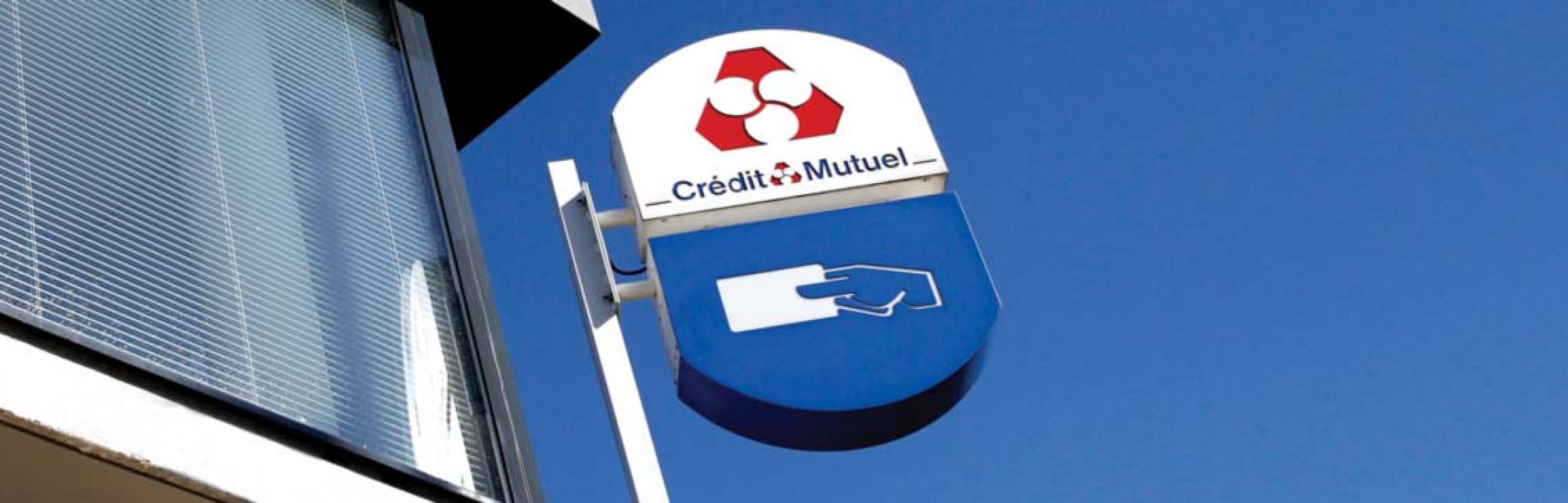 Banner Fédération Crédit Mutuel Centre Est Europe