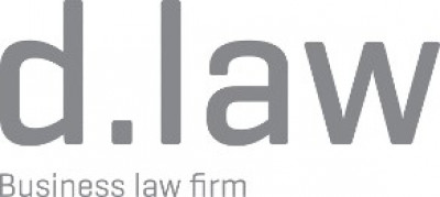 d.law logo